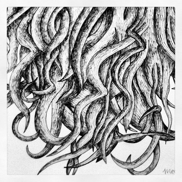 Contour Line Drawing Pumpkin : Best erika iris simmons cassette tape artist images on
