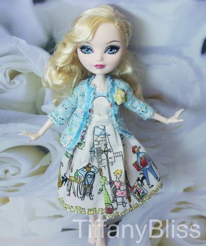 Paris in Spring for Ever After High Dolls