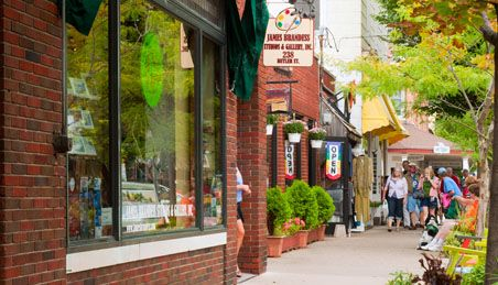 Weekend Getaways to Saugatuck and Douglas, MI from Chicago   Fodor's