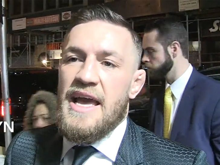Conor McGregor to Floyd: Fight Me In UFC Or You'll Regret It Forever   ||  Conor McGregor says Floyd Mayweather needs to stop flirting with an MMA fight and ACTUALLY BOOK IT. http://www.tmz.com/2018/02/01/conor-mcgregor-floyd-mayweather-ufc-fight/?utm_campaign=crowdfire&utm_content=crowdfire&utm_medium=social&utm_source=pinterest
