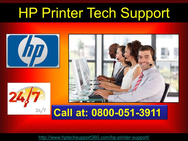 HP printer tech support 0800-051-3911 Can I override HP printer cartridge empty? At times you will see that the prints coming out are quite faded even if the cartridge is full. This might be due to the ink getting jammed into one particular area of the cartridge. Call on our toll free number HP printer tech support 0800-051-3911. For more information visit our website: http://www.hptechsupport360.com/hp-printer-support/