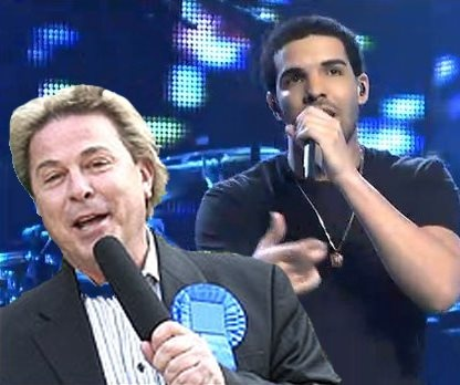 BREAKING NEWS: Van Day to appear as hologram at next Drake concert.