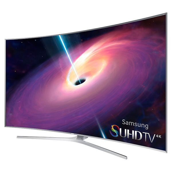 "Samsung 65"" Curved 4K SUHD – Smart TV – Nano-Crystal Color 65"" Curved 4K SUHD – Smart TV  Samsung UN65JS9500FXZA  15.4. 2015, NCO eCommerce, www.netkaup.is"