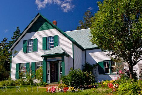 Anne of Green Gables house in Prince Edward Island