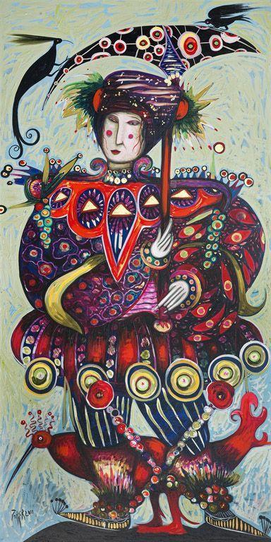 Fiesta Merida by Toller Cranston