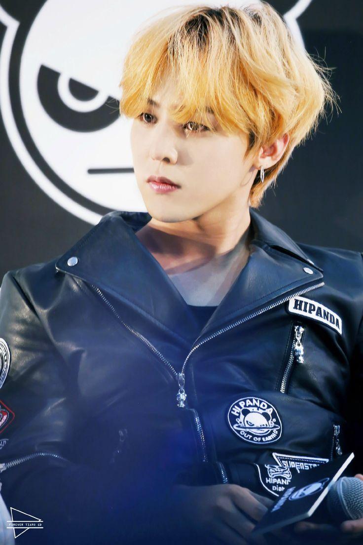 G-Dragon | HI PANDA Press Conference (150831)