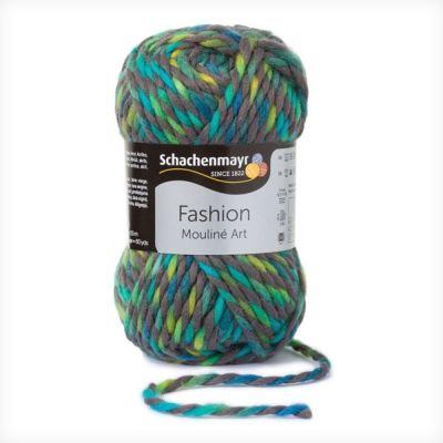 Włóczka Mouline Art - wiosenny deszcz - Kokardka - sklep internetowy - haft krzyżykowy, szydełkowanie, włóczki, robótki na drutach, kanwy, filcowanie, decoupage, robótki ręczne.