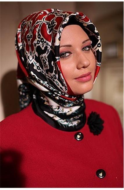 Tekbir Giyim Eşarp Modelleri