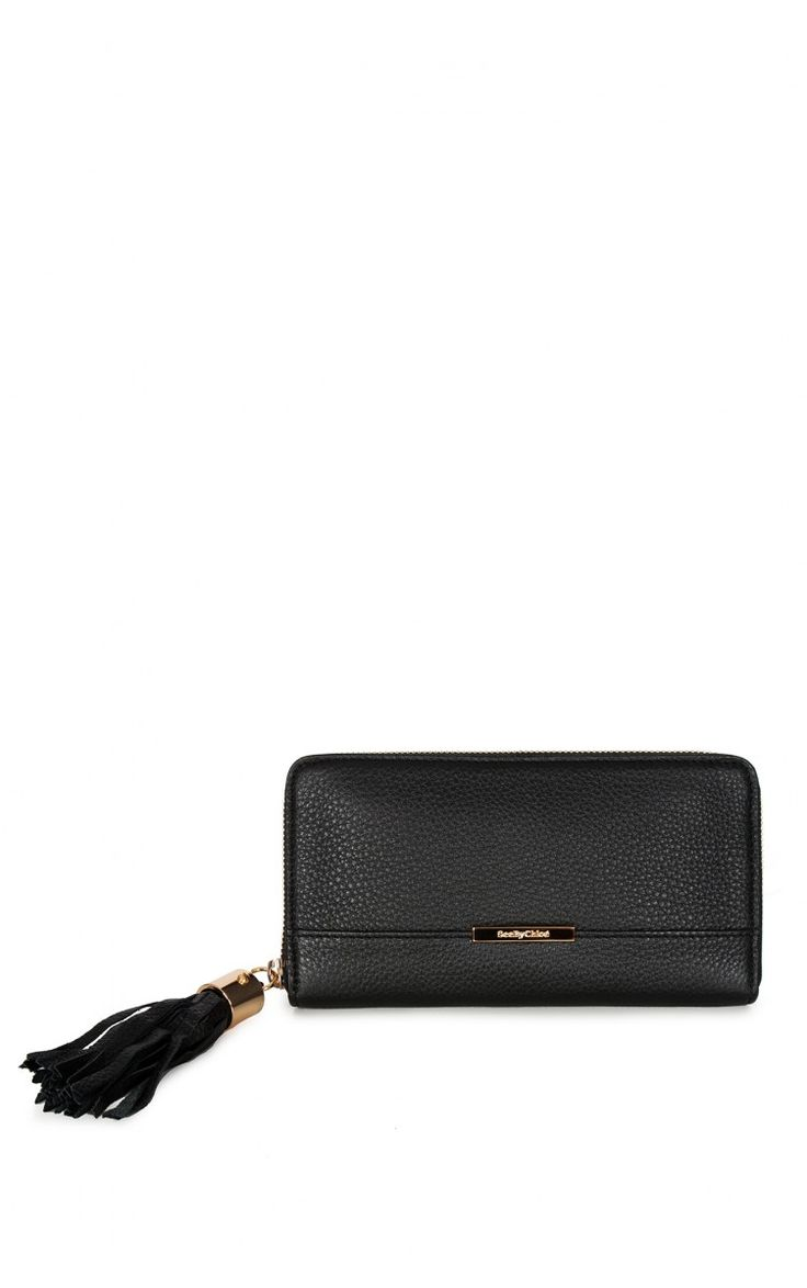 Plånbok 9P7544 BLACK - See by Chloé - Designers - Raglady