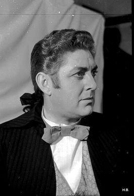 Anton de Ridder (February 13, 1929 - July 9, 2006) Dutch opera singer.