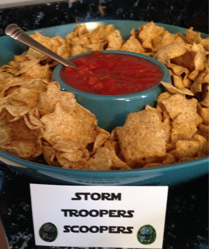 Best 25+ Star Wars Food Ideas On Pinterest