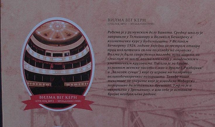#VilmaVegKern (1892-1959) /Izvor: Izložba na trgu/ #Zrenjanin #Nagybecskerek https://flii.by/file/1ohejyrof3v/