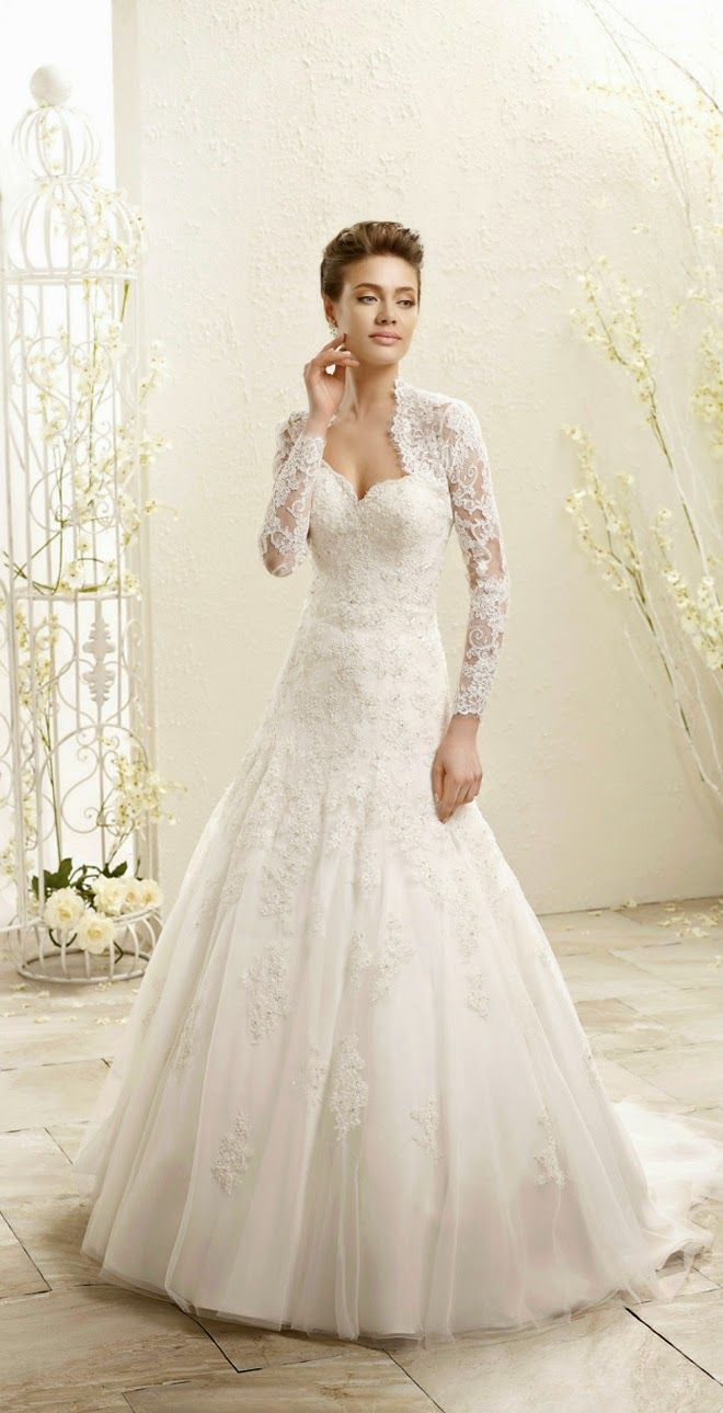 122 best Brautkleider images on Pinterest | Wedding frocks, Short ...