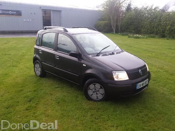 Fiat Panda 1.1L NCT'D