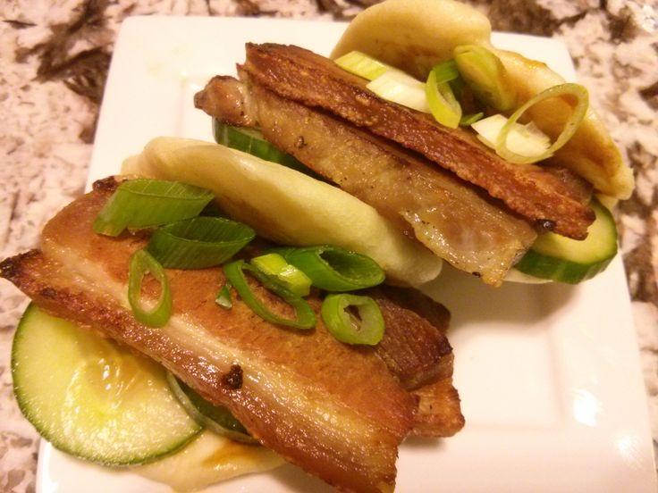 [Homemade] Momofuku Style Pork Buns http://ift.tt/2epQ12Q