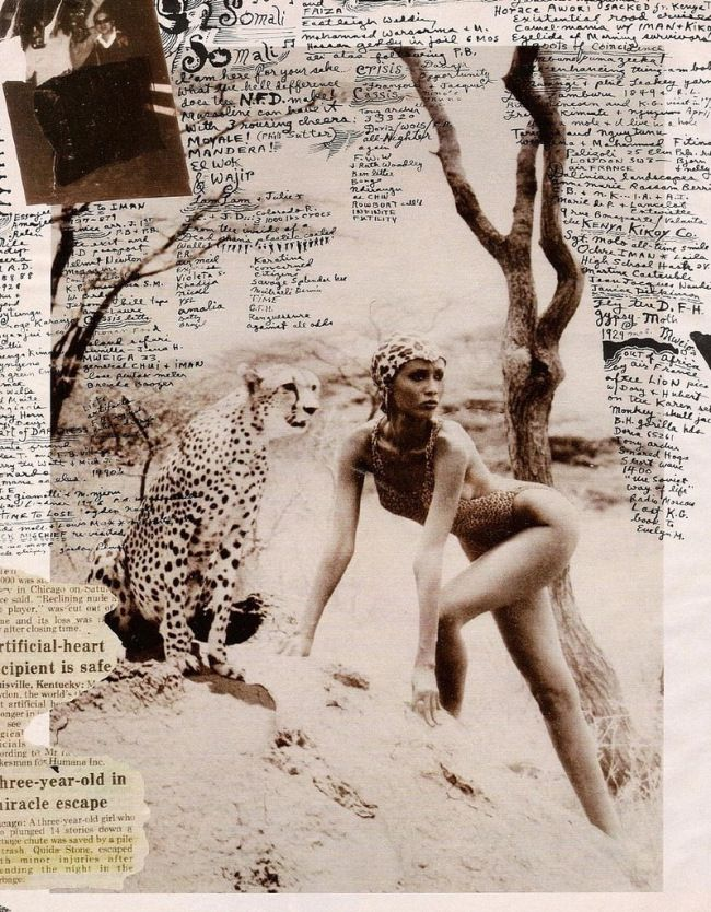Peter Beard | Fashion and Photographers