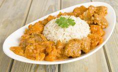recette de Curry d'agneau à l'indienne