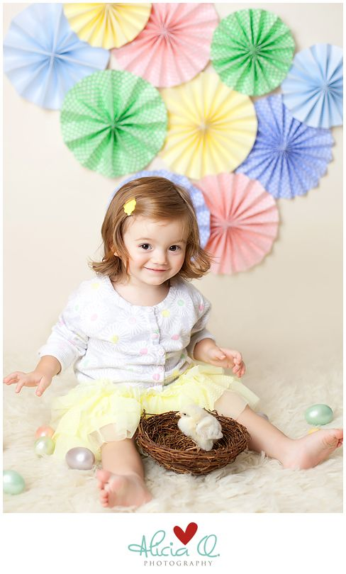 Baby Chick Mini Session #easter #session #photography San Diego Photographer Alicia Q. Photography