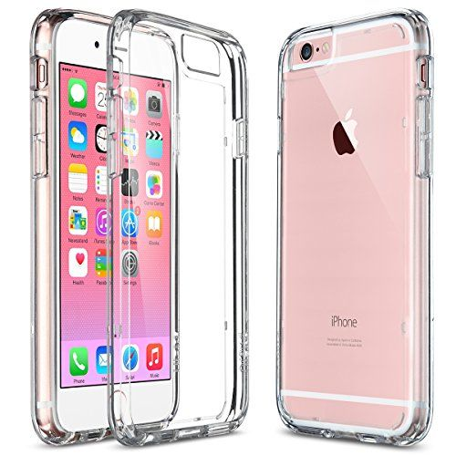 iPhone 6S Case, iPhone 6 Case - ULAK CLEAR SLIM Soft Crystal Transparent Shock-Absorption Bumper Case with Hard Clear Back Panel Cover for iPhone 6 4.7 inch and iPhone 6 S 4.7 inch - Crystal Clear ULAK http://www.amazon.com/dp/B012TESX30/ref=cm_sw_r_pi_dp_GArawb05T5E9A
