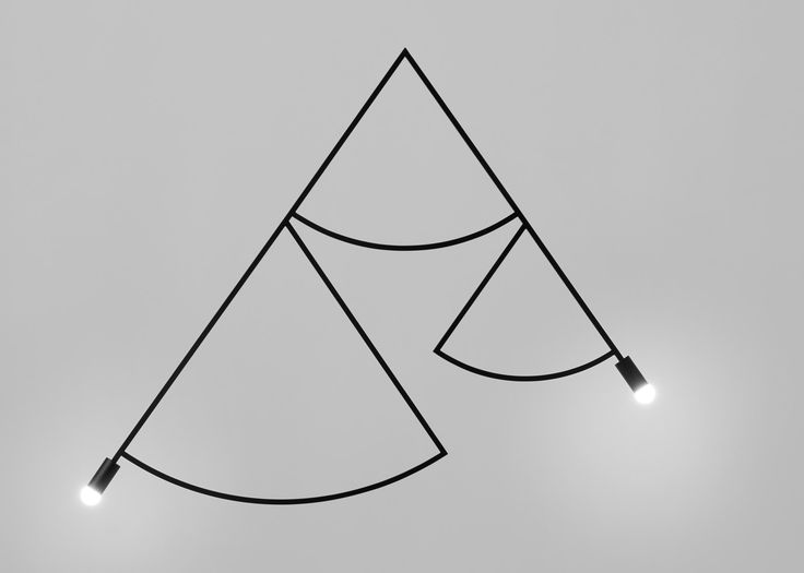 Nendo designs collection of movement-tracing lighting