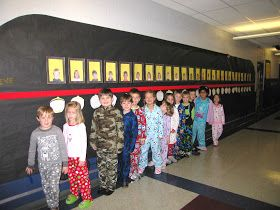 Mrs. Butterfield's First Grade: The Polar Express