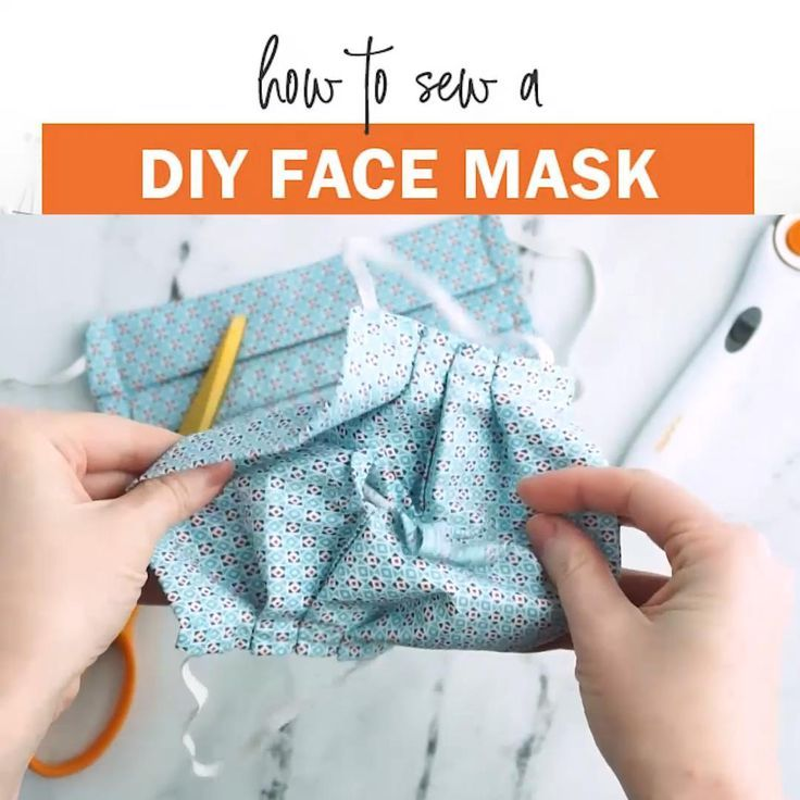 Pin On Fabric Face Masks