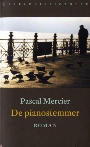 (B) Tip van Lotti, 5*: De pianostemmer van Pascal Mercier