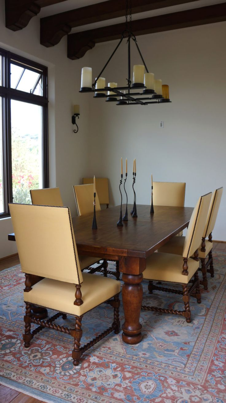 Custom Furniture Manufacturers, Spanish Style | Spanish ...