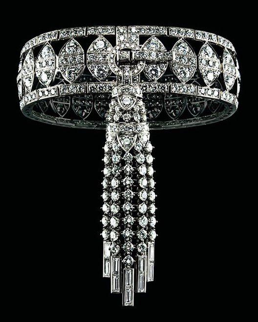 Art Deco Bracelet by Stephen Webster