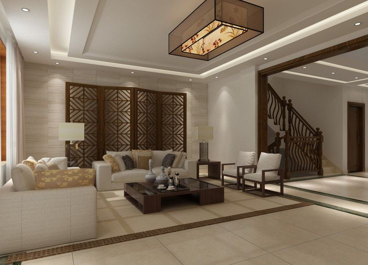 17 best images about home decoration on pinterest sofas for Living room with staircase decoration