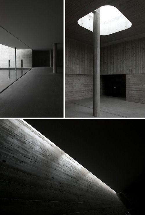 Fumihiko Maki | Kaze-no-Oka Crematorium, Nakatsu,Japan