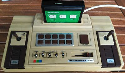 Retro Ordenadores Orty: Consola Soundic SD-090 Programmable TV Game (1978).