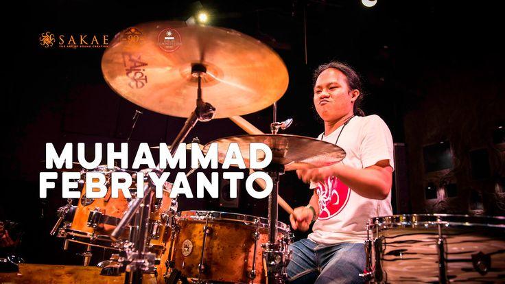#SakaeDrumCompetition2015 #Final Muhammad Febriyanto - Chary Life by Ani...