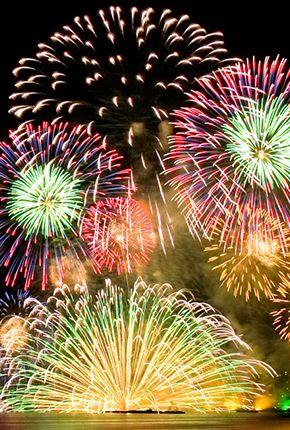 注目の花火大会&夏祭り:第30回記念 2013びわ湖大花火大会 - 花火大会&夏祭り特集2013 - Yahoo! JAPAN