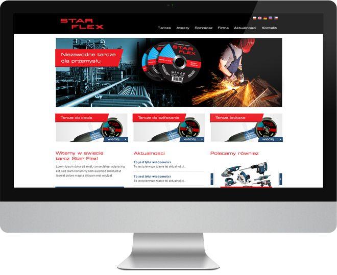 W krótkim terminie udało nam się stworzyć ciekawy serwis www. Strona posiada kilka wersji językowych, katalog produktów, dział aktualności i dowolnie zarządzalne galerie zdjęć. Jest również w pełni zoptymalizowana pod pozycjonowanie. #design #webpage