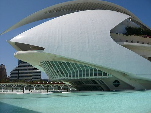 Valencia, Spain - Calatrava