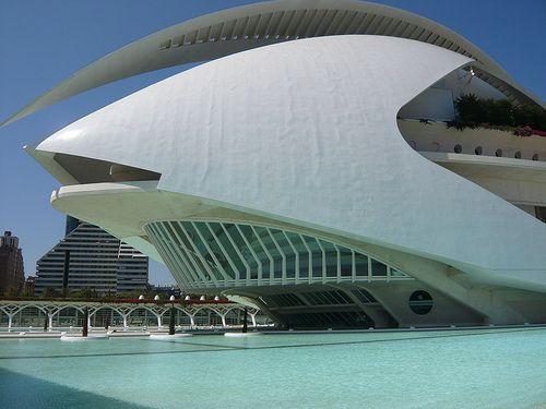Valencia, España - Calatrava
