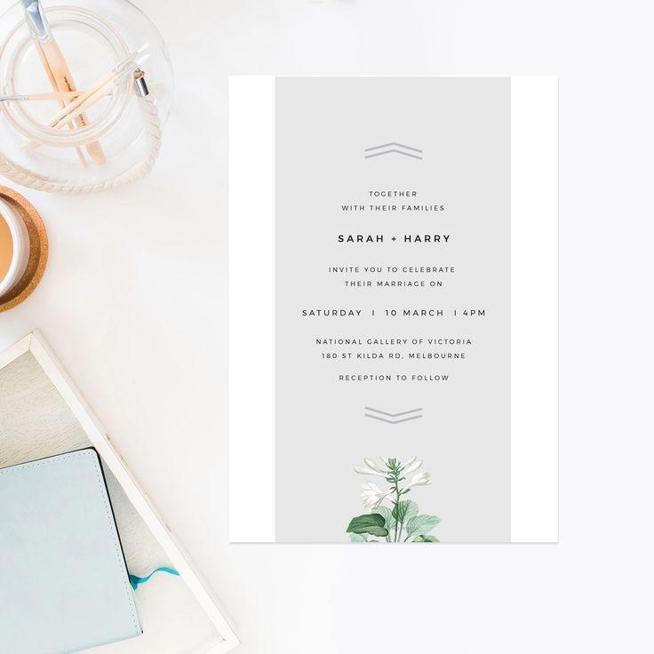 Best 25+ Wedding invitations australia ideas on Pinterest | Floral ...