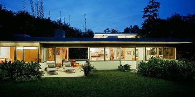 Richard Neutra's Unassuming Freedman House Newly-Renovated