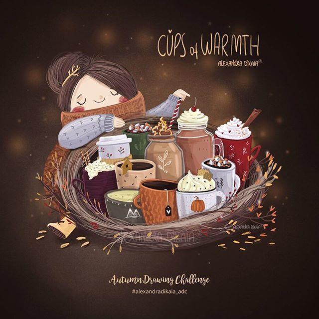 Как согреваетесь этой осенью, милые? [изображение] [изображение] [изображение] [изображение] [изображение] [изображение] [изображение] Alexandra Dikaia — My Way is Fairytales