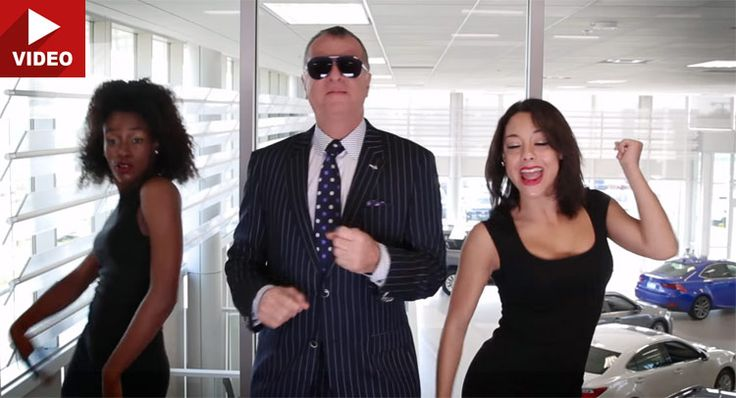 Can You Believe These People Singing 'Fancy' Want To Sell You A Lexus? - http://trstil.com/can-you-believe-these-people-singing-fancy-want-to-sell-you-a-lexus/