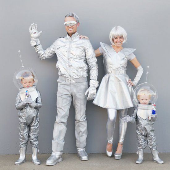 Space Kostüm selber machen: DIY & Anleitung