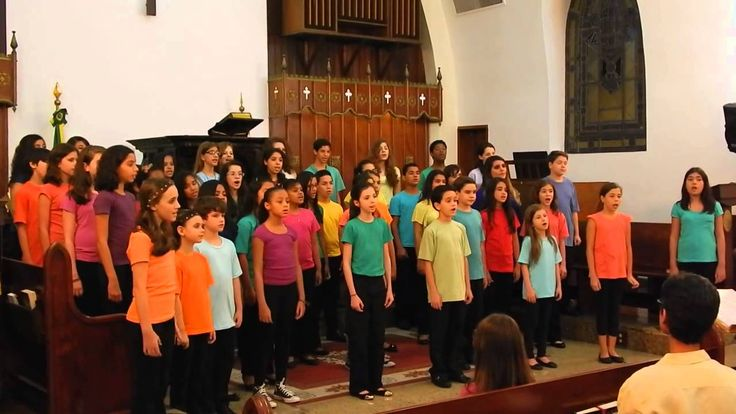 Coro de Crianças da OSB - Trenzinho do Caipira