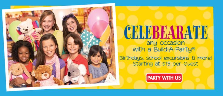 Build a bear - Robina town centre