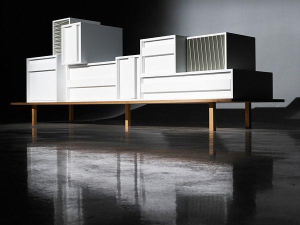 Container Sideboard Design Von Alain Gilles Cabinets Mobel