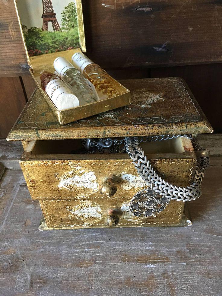 Vintage Italian Jewelry Dresser by gloveandfox on Etsy