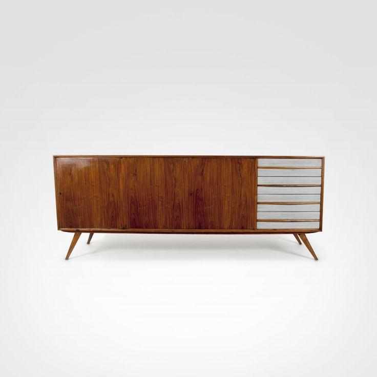 50 melhores imagens de madeiras no pinterest instrumento for Aparador anos 50