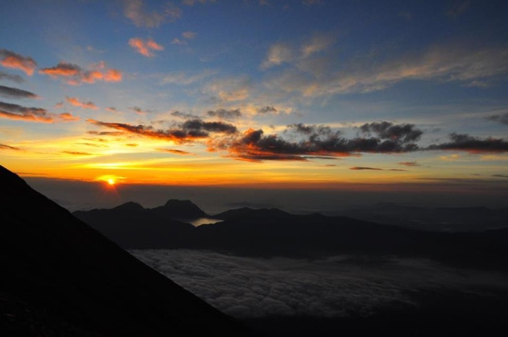 Mount Kerinci - Jambi -