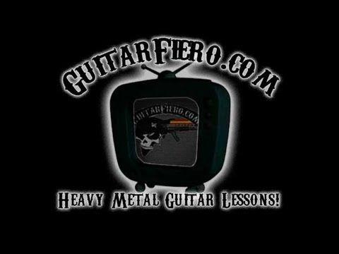 "Como tocar ""Adios"" (Rammstein) by Guitarfiero.com"