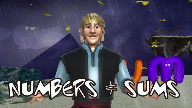 Sums Song | Frozen Songs | Kids Songs | Car Songs | Cartoon Songs | Nurs...